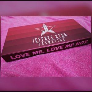 Jeffree star 💄 Love me.Love me not